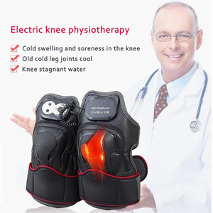 Image 5 - Knee Magnetic Vibration Heating Massager Joint Physiotherapy Massage Electric Massage Pain Relief Rehabilitation Equipment Care