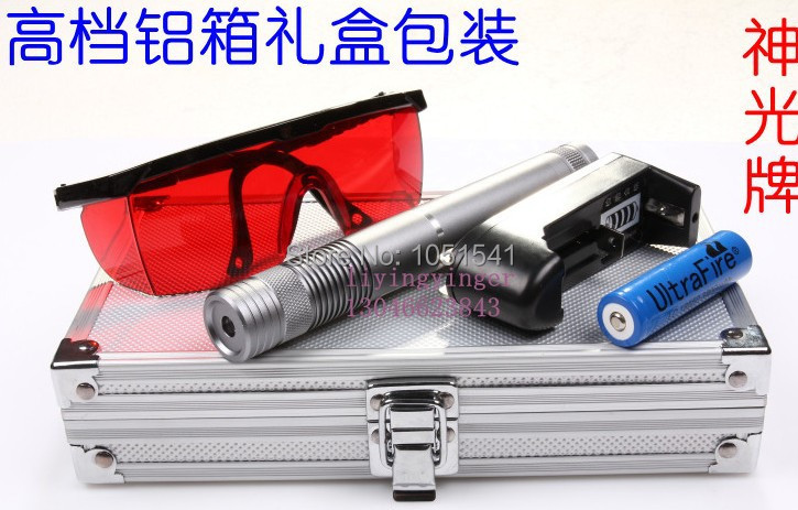Best - high powered burning blue laser pointers 20000mw 20W 450nm burn match/pop balloon/cigarettes+5 caps+glasses+changer+box xeltek private seat tqfp64 ta050 b006 burning test