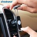 Universal car air vent mount teléfono móvil gps soporte 360 ajustable para iphone 5s 6 plus huawei xiaomi samsung