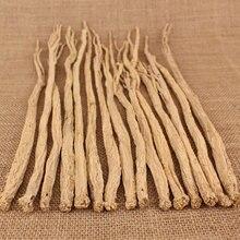 500g Top Grade Dried Codonopsis Pilosula Chinese Medicine Herbs Natural Changium Herbal Tea Health Care Dangshen