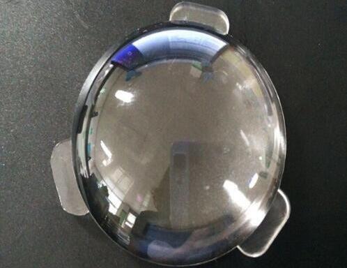 HFX-34 High quality Magnifier Lens, Google cardboard 3D lenses, Zoom multiple: 4-6, Size:34X8.79mm, Focal length: 40-45mm, PMMA