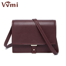 Vvmi brand 2016 women messenger bag classic vintage lady single shoulder handbag autum and winter new fashion handbag for female