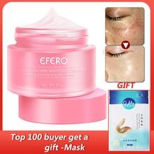 цены на EFERO Freckle Face Cream Skin Care Whitening Skin Day Cream Moisturizing Anti-aging Anti Wrinkle Face Cream Lifting Remove Acne  в интернет-магазинах