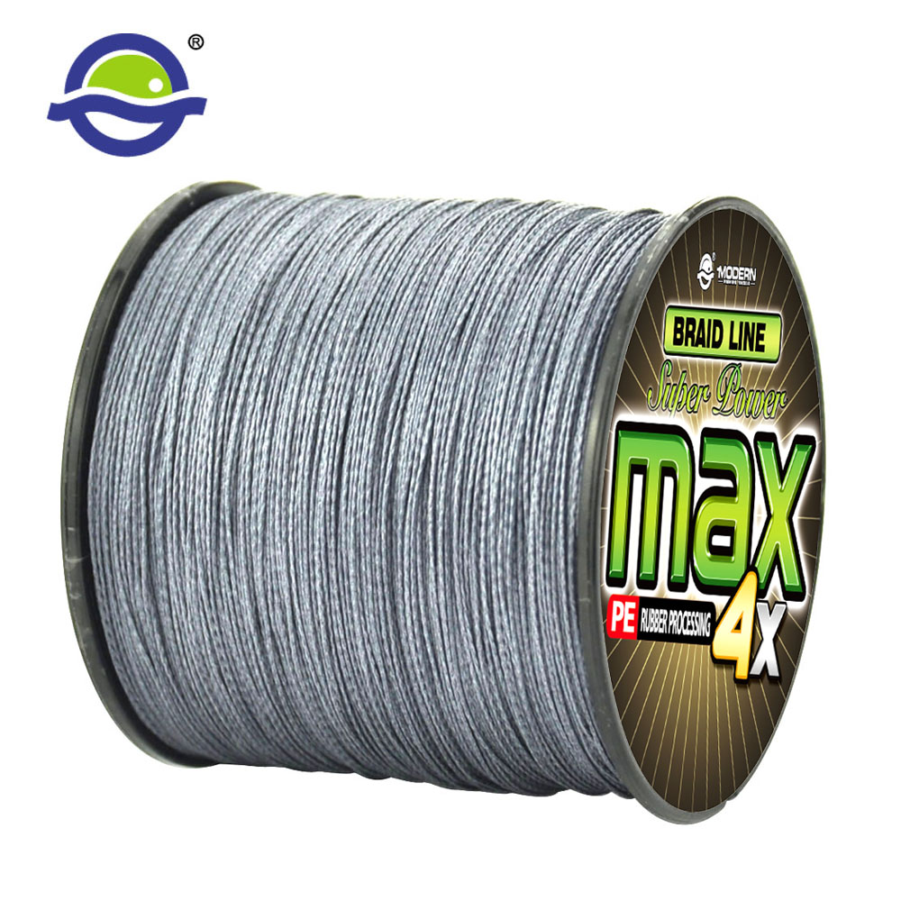 4 Strands PE Fishing Line 300M Multifilament Braided Fishing wires ...