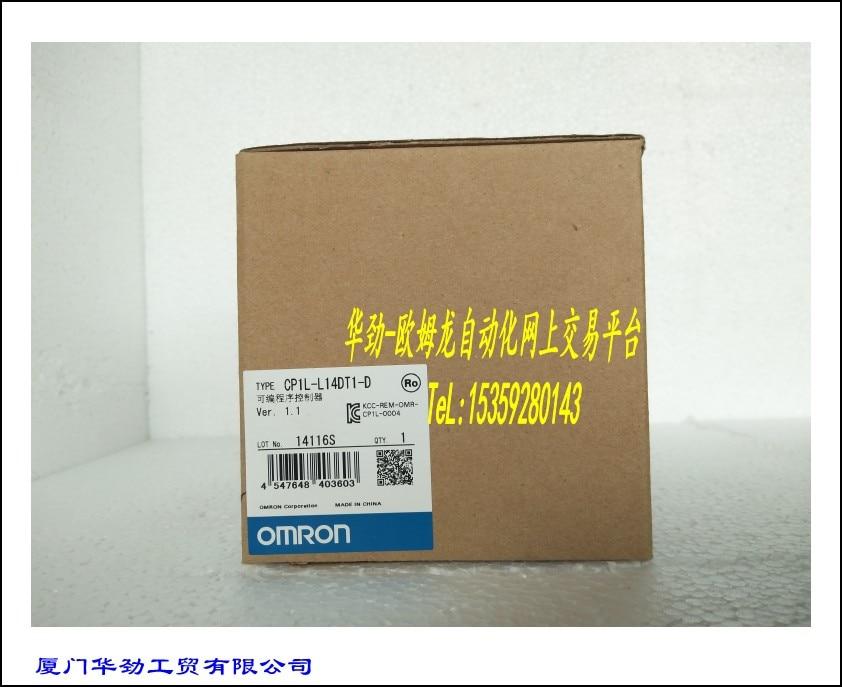 CP1L-L14D T1-D  Programmable Controller Original Genuine New Spot