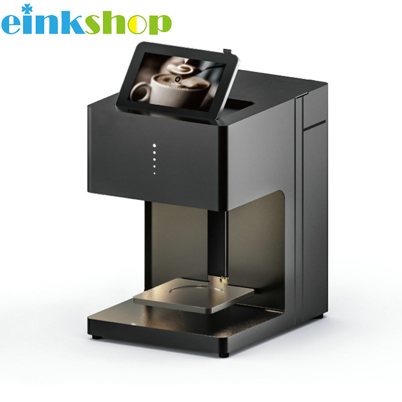 Lxhcoody 3D printer coffee machine pull flower machine milk tea coffee pull flower automatic coffee machine With WIFI Connection in Printers from Computer Office