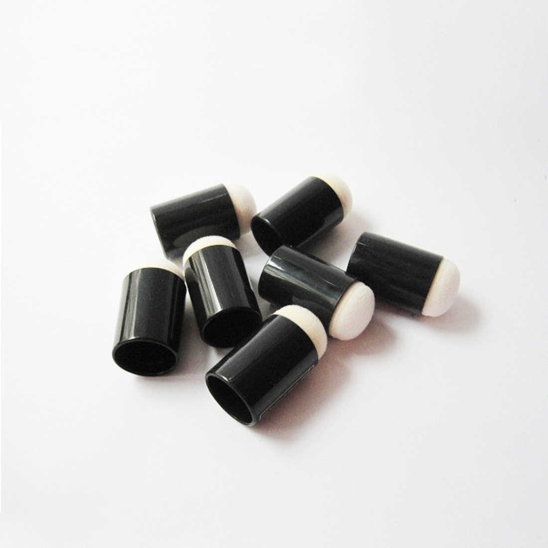 40 Uds./20 piezas/10 Uds. Esponja para dedos de espuma para pintar con los dedos juego de arte para pintar con los dedos esponja espuma para dedos tinta tiza