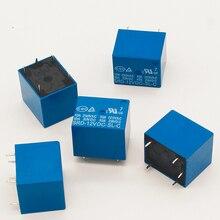 5 шт./лот SRD-12VDC-SL-C T73-12V 5 pin PCB тип 12 В DC реле питания