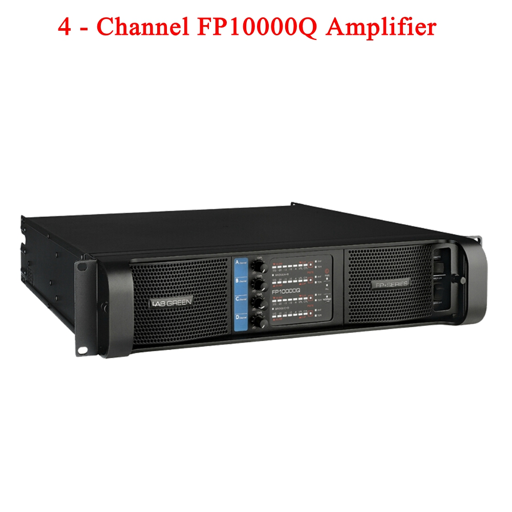 Alta qualidade 4 Canal 4x2500 Watts Classe FP 10000q Line Array Sistema de Som Profissional de Áudio De Disco Dj amplificador FP10000Q
