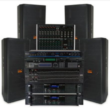 Профессиональное аудиооборудование