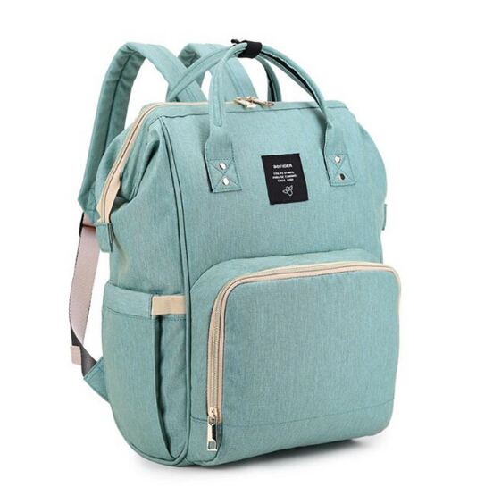 fashion mummy maternity nappy bag brand large capacity baby bag travel backpack desinger nursing. Black Bedroom Furniture Sets. Home Design Ideas