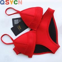 QSYCN Zomer badpak vrouwen Bikini Sexy LI01