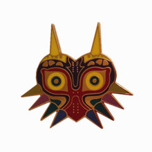 1 Pcs Lucu 3 Cm Alloy Legend Of Zelda Bros Permainan Perhiasan Emas Pin Enamel Cosplay Anime Action Figure(China)