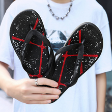 Cheap Summer Men Flip Flops Bathroom Slippers Men Casual PVC EVA Shoes Fashion Summer Beach Sandals Size 39-44 zapatos hombre