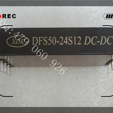 [ZOB]-силовых трансформаторов модуль 50W 24V 12 V/24 V/48 V DC-DC DFS50-24S12 DFS50-24S24 DFS50-24S48