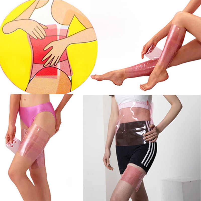 Sauna Firm Afslanken Riem Taille Wrap Shaper Tummy Belly Burn Vet Afvallen Slim Trimmer Shaper JS88