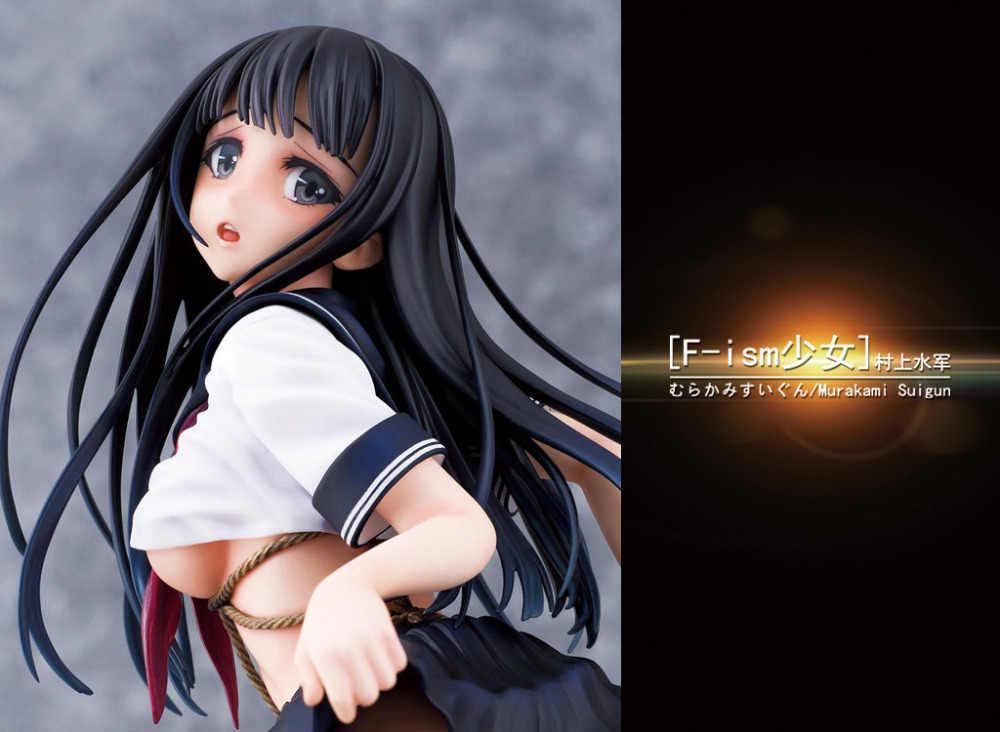 20 см Daiki Мураками Suigun No Yakata сексуальная девушка аниме фигурка ПВХ Новая коллекция Коллекция игрушечных фигурок на Рождество подарок