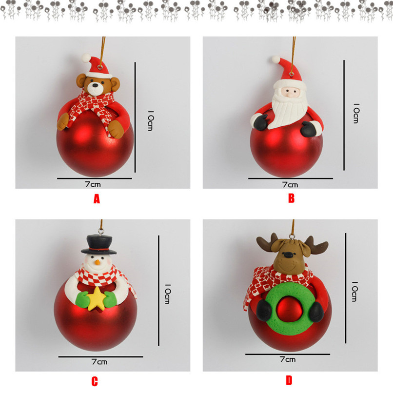Aliexpress.com : Buy Merry Christmas Tree Decoration Balls ...