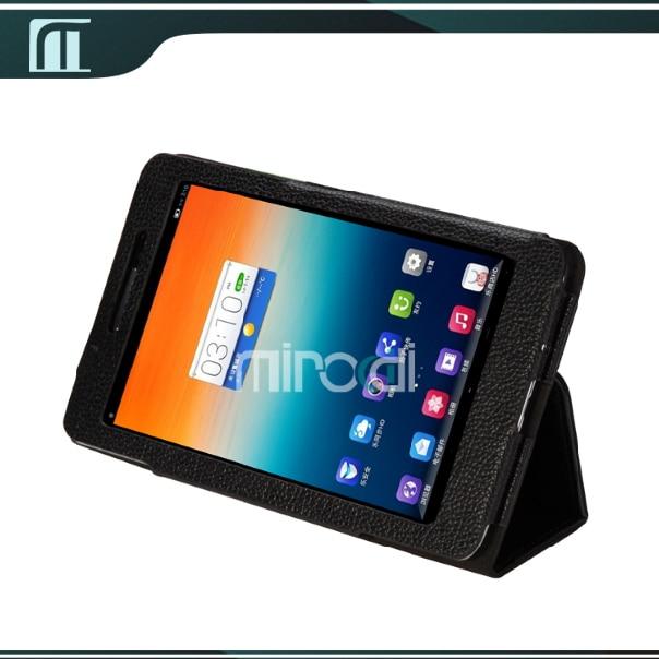 For Lenovo Ideatab S5000 3G PU Leather Case Flip Case for Lenovo S5000 Free Shipping аксессуар чехол lenovo ideatab s6000 g case executive white
