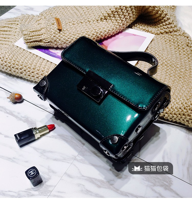 Brand Fashion Casual Women Shoulder Bags Silver Gold Patent leather Handbag PU Leather Female Big Tote Bag Ladies Hand Bags Sac 6