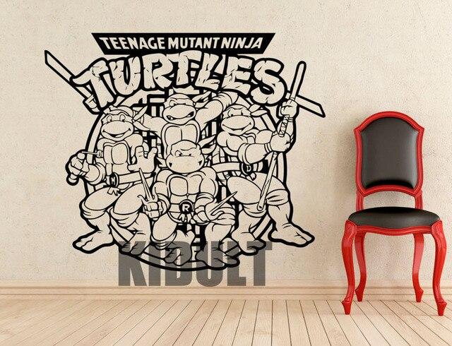 aliexpress: beli teenage mutant ninja turtles karakter wall