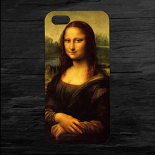 Mona Lisa Case for iPhone