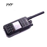 TYT MD 380G DMR цифровой двусторонней радиосвязи с gps Функция UHF 400 480 мГц Walkie Talkie Tytera обновлен 5 Вт ветчина трансивер