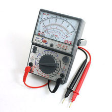 MF47T Батарейках AC/DC Вольт Текущий Тестирование Аналоговый Мультиметр