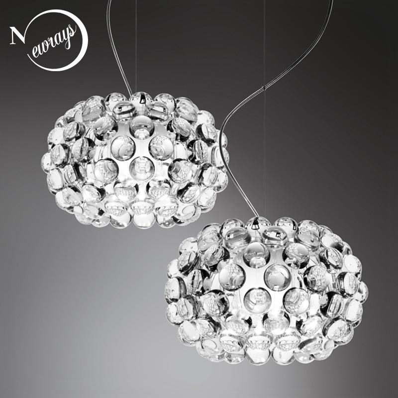 Modern glass plated pendant lamp LED E27 220V Pendant Light Fixture For Kitchen Lights living room hotel hall restaurant parlor