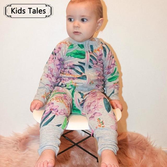c04983a05 2018 New Arrival Autumn Fashion Baby Boys Girls Clothing Long Sleeve ...