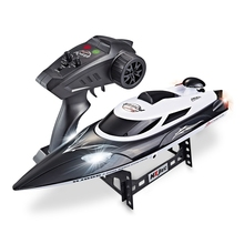 2.4GHz 35km/hour High Speed 200m Remote Control Boat Toys for Children XMAS Gift