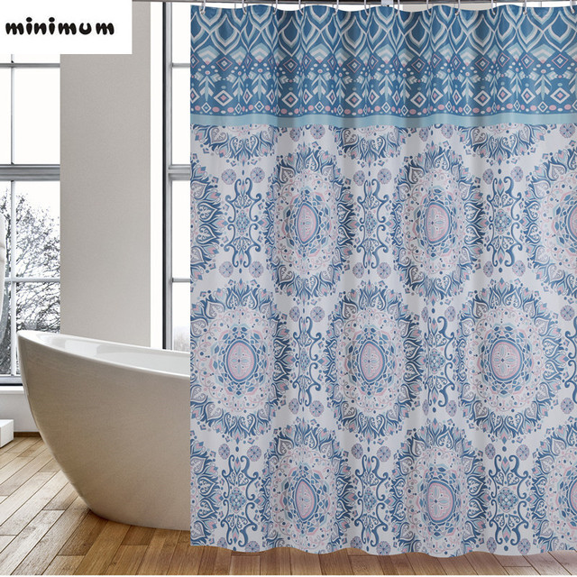 Exceptionnel Waterproof Thick Shower Curtain Bathroom Partition Blackout Curtains Bath  Curtains Peva Shower Curtain Free Shipping
