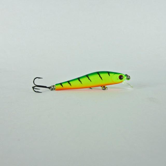BassLegend – Fishing Suspending Minnow Jerkbait Bass Pike Crankbait 55mm/3.5g