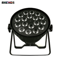 LED Par 18x15W RGBWA 5in1 LED Par Can Par Led DMX Stage Lights Spotlight Wash Lighting