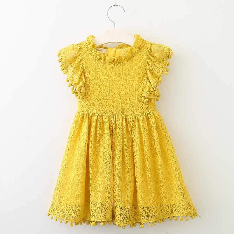 Новинка 2019 года; платья для девочек; высококачественное летнее богемное пляжное платье для девочек; детская одежда; летняя одежда