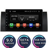 Roadlover Android 9.0 Car Mutlimedia Player For BMW X5 E53 (2000 2007) M5 E39 (1995 2003) Stereo GPS Navigation NO DVD Magnitol