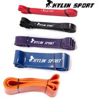 Set of 5 Color Combination Cheaper Natural latex 41 Strength Resistance Bands Pull Up Strengthen Muscles