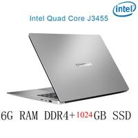 מקלדת מחשב נייד P2-12 6G RAM 1024G SSD Intel Celeron J3455 מקלדת מחשב נייד מחשב נייד גיימינג ו OS שפה זמינה עבור לבחור (1)