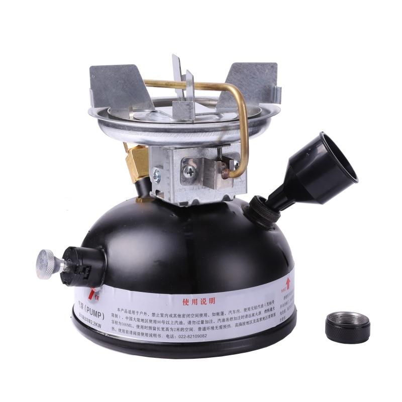 Outdoor Portable Kerosene Stove Burners For Camping Mini liquid Fuel Maximum 500ML Gasoline Stoves with the