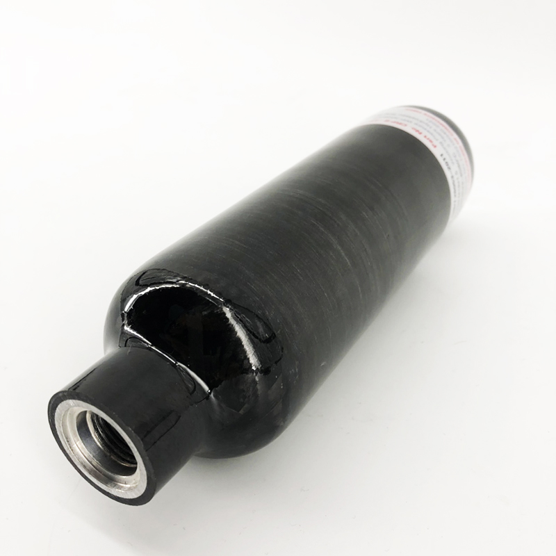 AC3035 Paintball Regulator Cylinder Pcp 0.35L/0.5L 4500Psi Tank High Pressure Carbon Fiber Pcp Air Gun Tank For Compressed Air