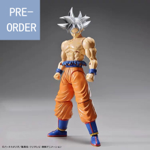 Presale August Dragon Ball Figure-rise Standard Son Goku Ultra Instinct Super Action Figurals