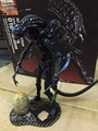 Juguetes reina alien Alien vs predator Figura mini aislamiento Acción PVC Figuras de Colección Modelo UFO Muñeca