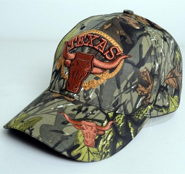 Joymay 2015 New Texas Bull Summer Baseball Caps for Men Snapback Women Casual Outdoor Sport Adjustable Letters Hats
