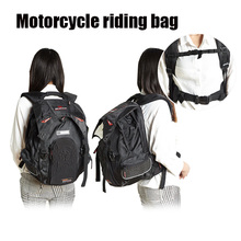 Motorcycle Oil Tank Bag Men Motor Bike Cycling Racing Luaggage Bag Motocross Riding Saddle Bag Cross-Country Travel Waist Bag
