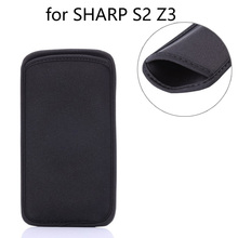 Soft Flexible Elastic Neoprene S2 Protective Pouch Bag Sleeve Case Cover For Sharp AQUOS S2 sleeves pouch cases R2 Z3 sleeve bag стоимость