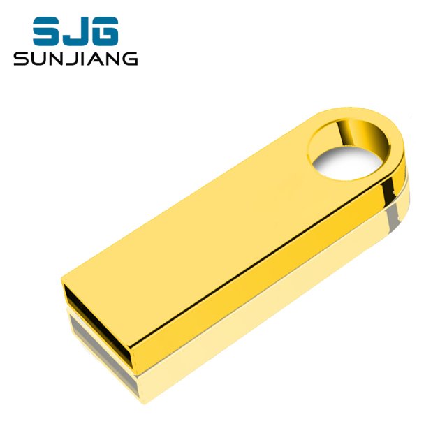 buy gadgets online - gadgets and gifts free shipping - steel meta waterproof USB Flash drives 64GB pen drive
