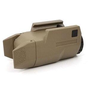 Image 3 - SOTAC GEAR Tactical APL C  weapon Light Mini Pistol Light Constant/Momentary/Strobe  LED White weapon Light