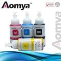 Dye Based 70ml*4 Refill Ink Kit suit for Epson L100 L110 L120 L132 L210 L222 L300 L312 L355 L350 L362 L366 L550 L555L566 printer