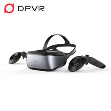 DeePoon E3-P 2.5K 3D VR Headset Immersive Virtual Reality Glasses The world first-ever binocular laser tracking system-Polaris