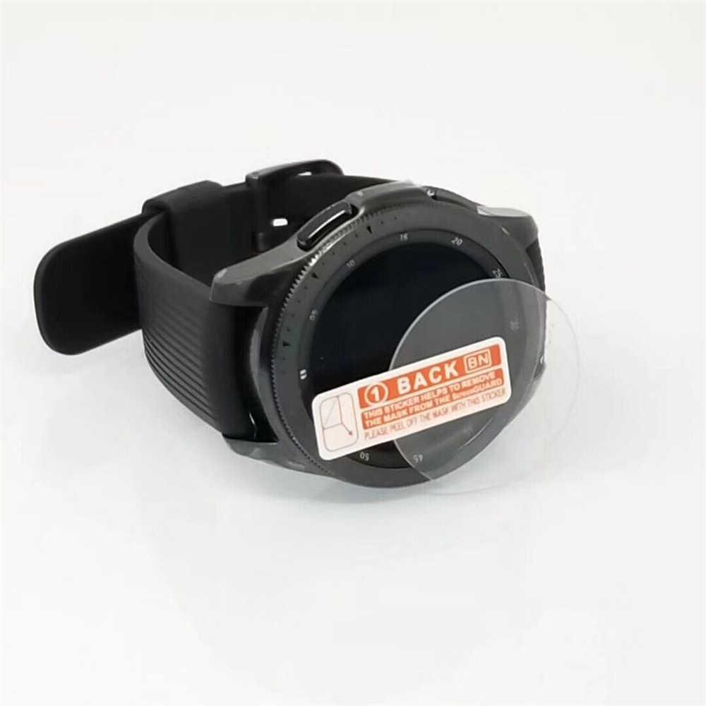 9 h 2.5d claro protetor de tela de vidro temperado para fossil q explorist hr gen 4 relógio inteligente protetor de tela película protetora